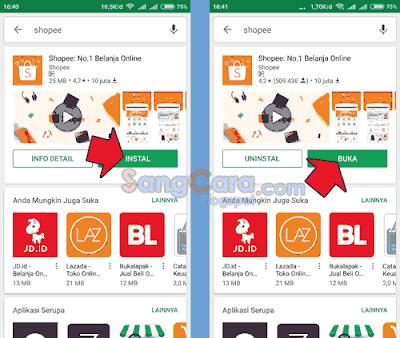 Temukan Cara Belanja Online Di Shopee Bayar Lewat Indomaret Lengkap Agar Gratis Ongkir Bayar Ditempat Cod Contoh Membeli Barang Onli Gambar Gratis Belanja