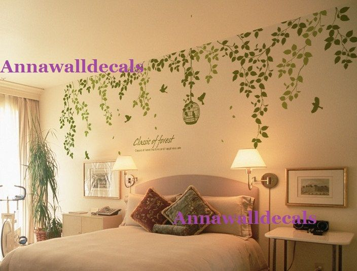 Classic Of Forest:wall Decals, Nature Wall Decals, Children Wall Decals,  Nature Part 39