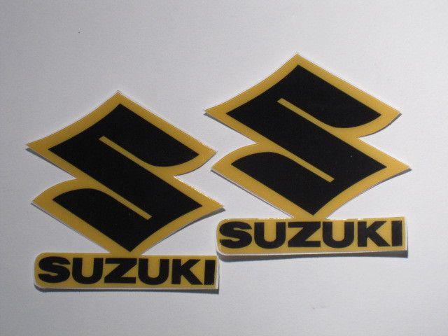 Vintage Suzuki Decals