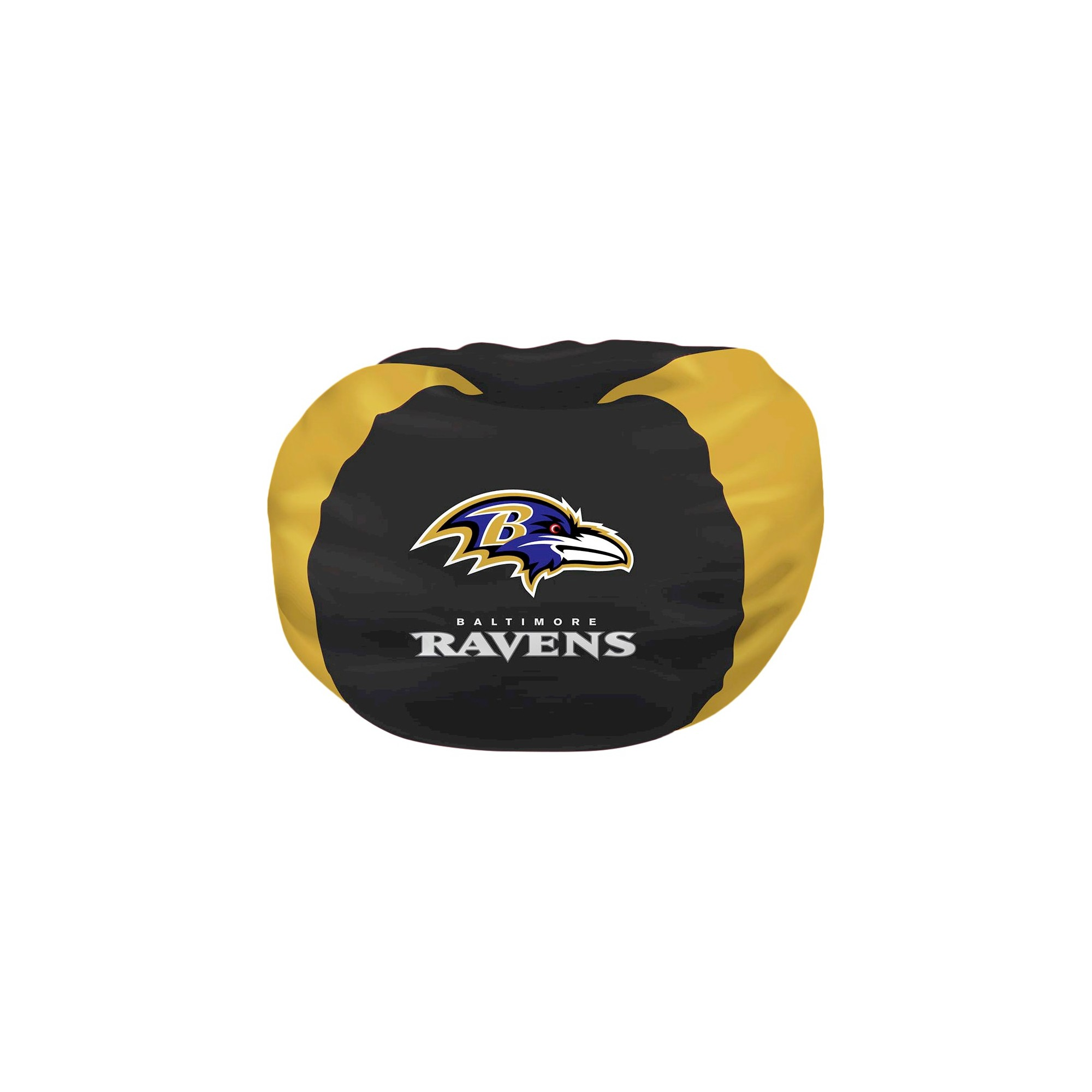 Terrific Baltimore Ravens Northwest Bean Bag Chair In 2019 Products Andrewgaddart Wooden Chair Designs For Living Room Andrewgaddartcom