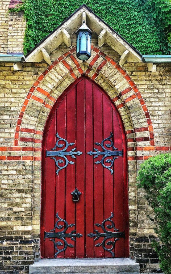 London Ontario Canada Unique Doors Gothic Windows Cool Doors