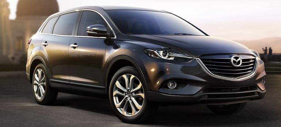 mazda cx 9 2014 Google Search Small luxury cars, Mazda