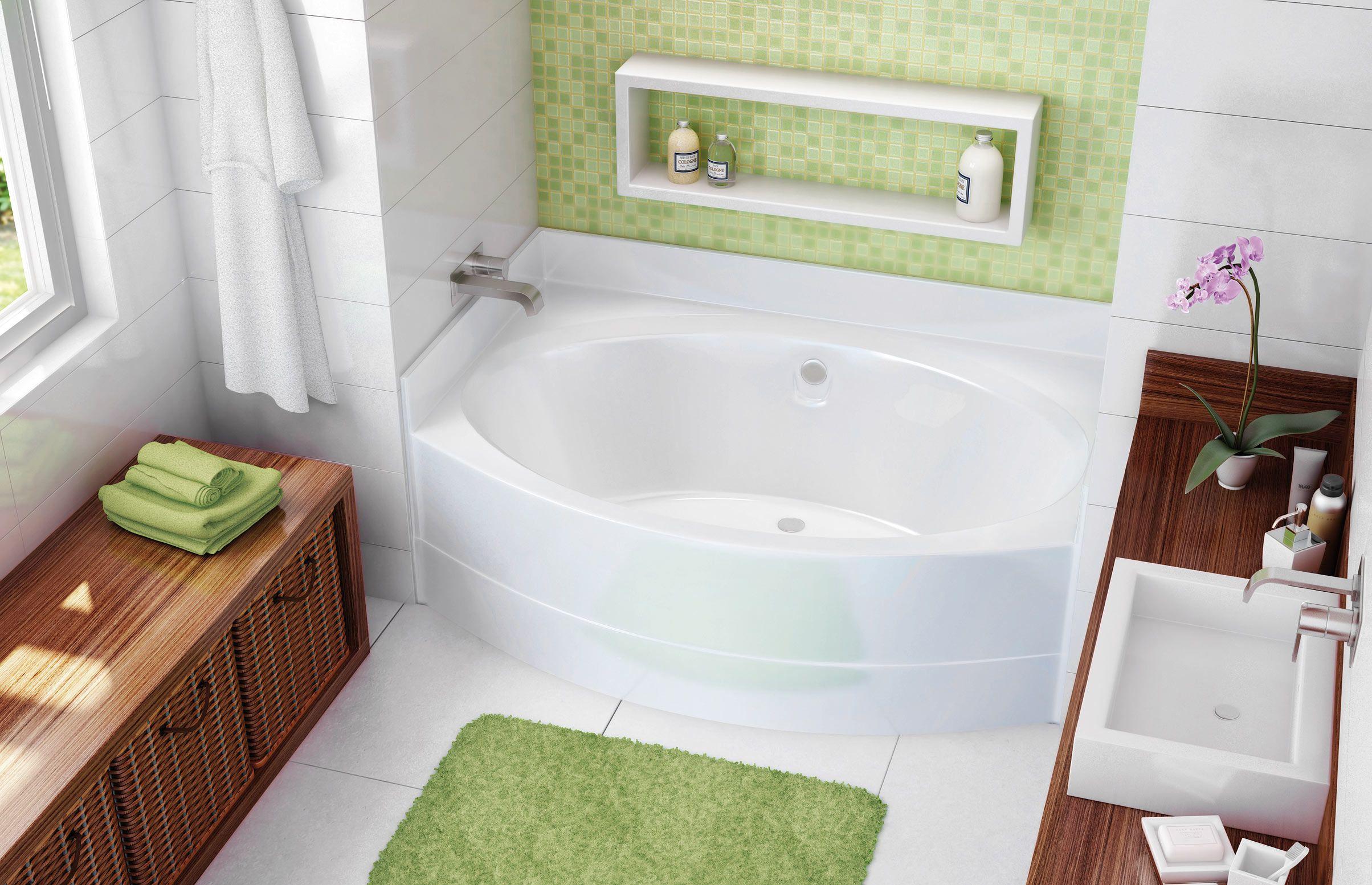 VO6042 Alcove bathtub - MAAX Professional | Geek that I love ...