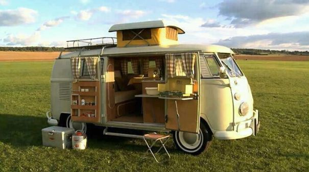 f9fb8c4a33 VW Camper van straight from our parents  cupboard