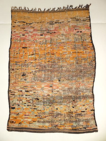 Berber teppich antik  Marokkanische Teppiche und die #Malerei der #Moderne | MORROCAN ...