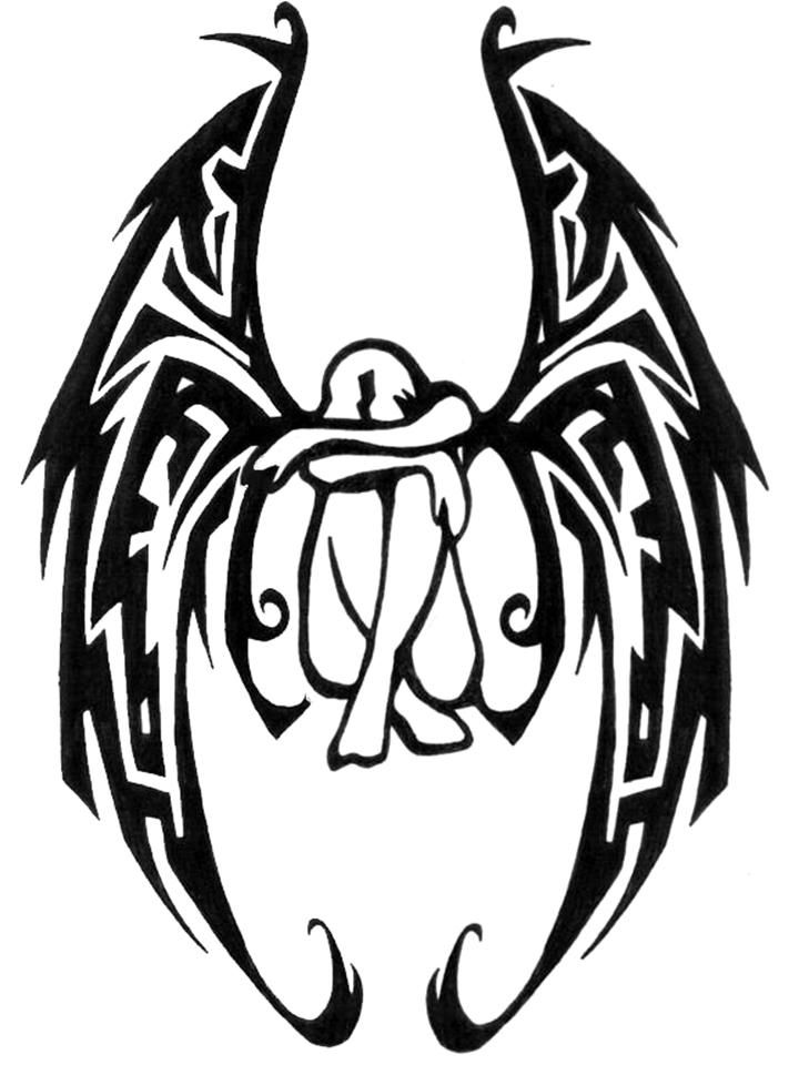 Tatuajes Angeles Llorando weeping angeldeabellona.deviantart on @deviantart | cricut
