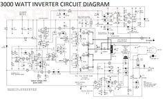 1000w Inverter Circuit Diagram Schematic Diagram Wiring