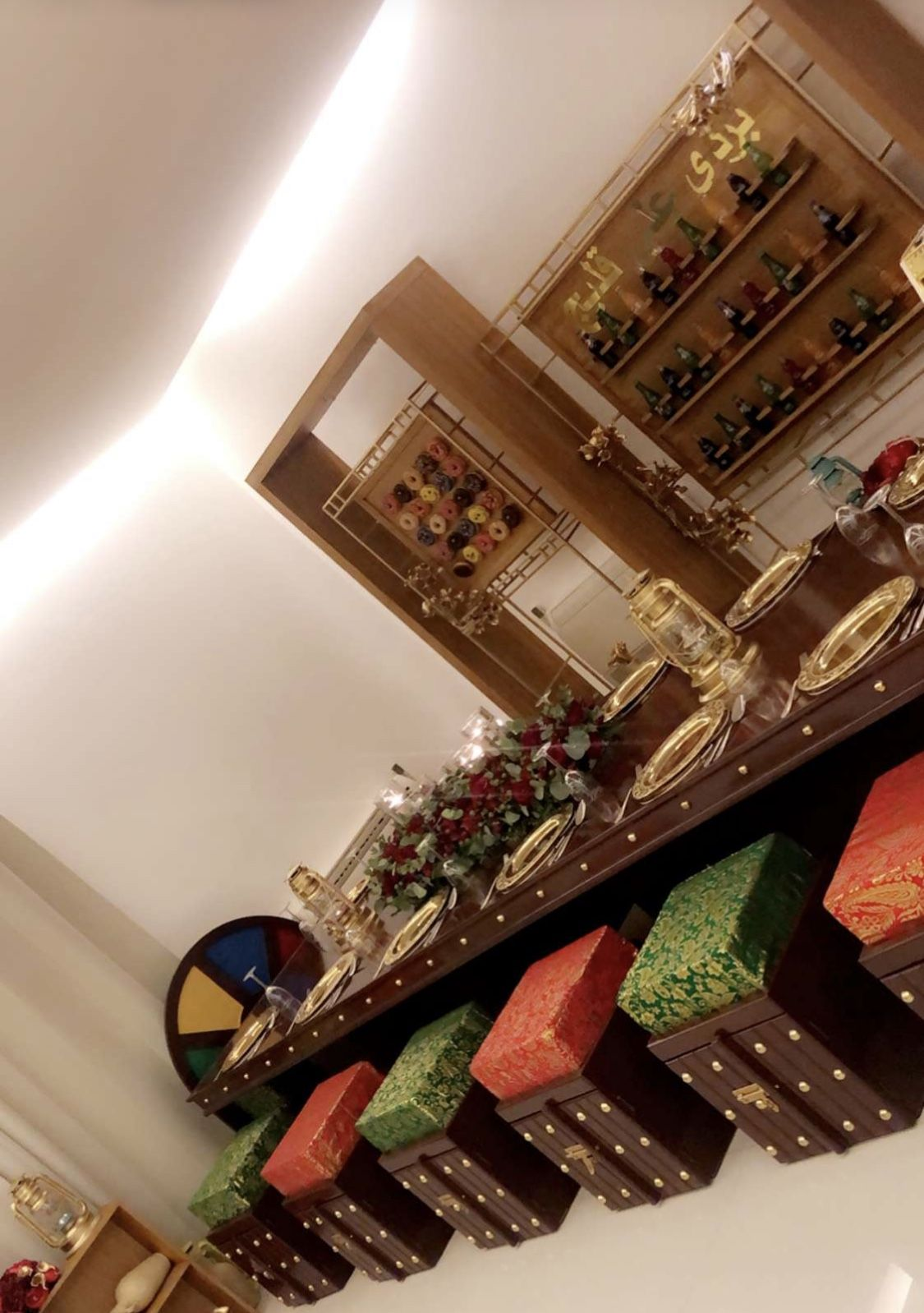 Pin by bnt almalki on Decorations   Decor, Wine rack, Home ...