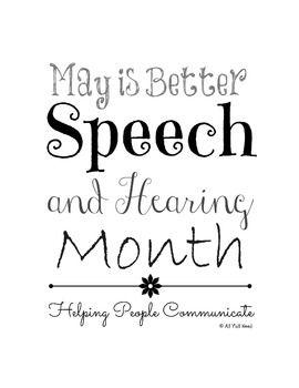 Better Speech And Hearing Month Subway Art Speech And Hearing