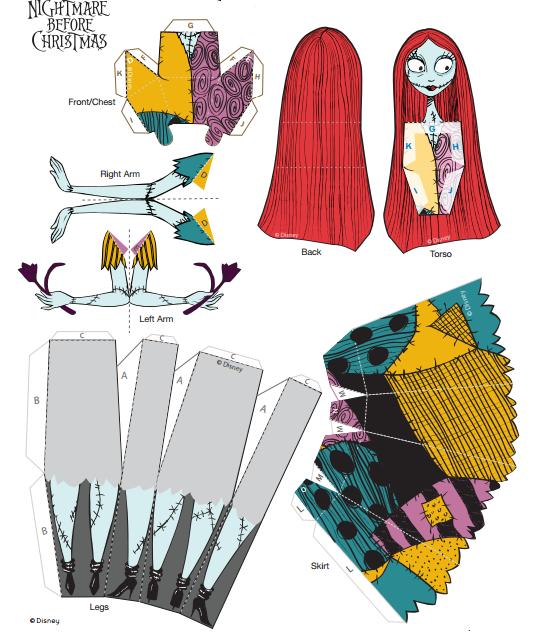 (lien mis à jour) Paper Puppets 9f5119674dc