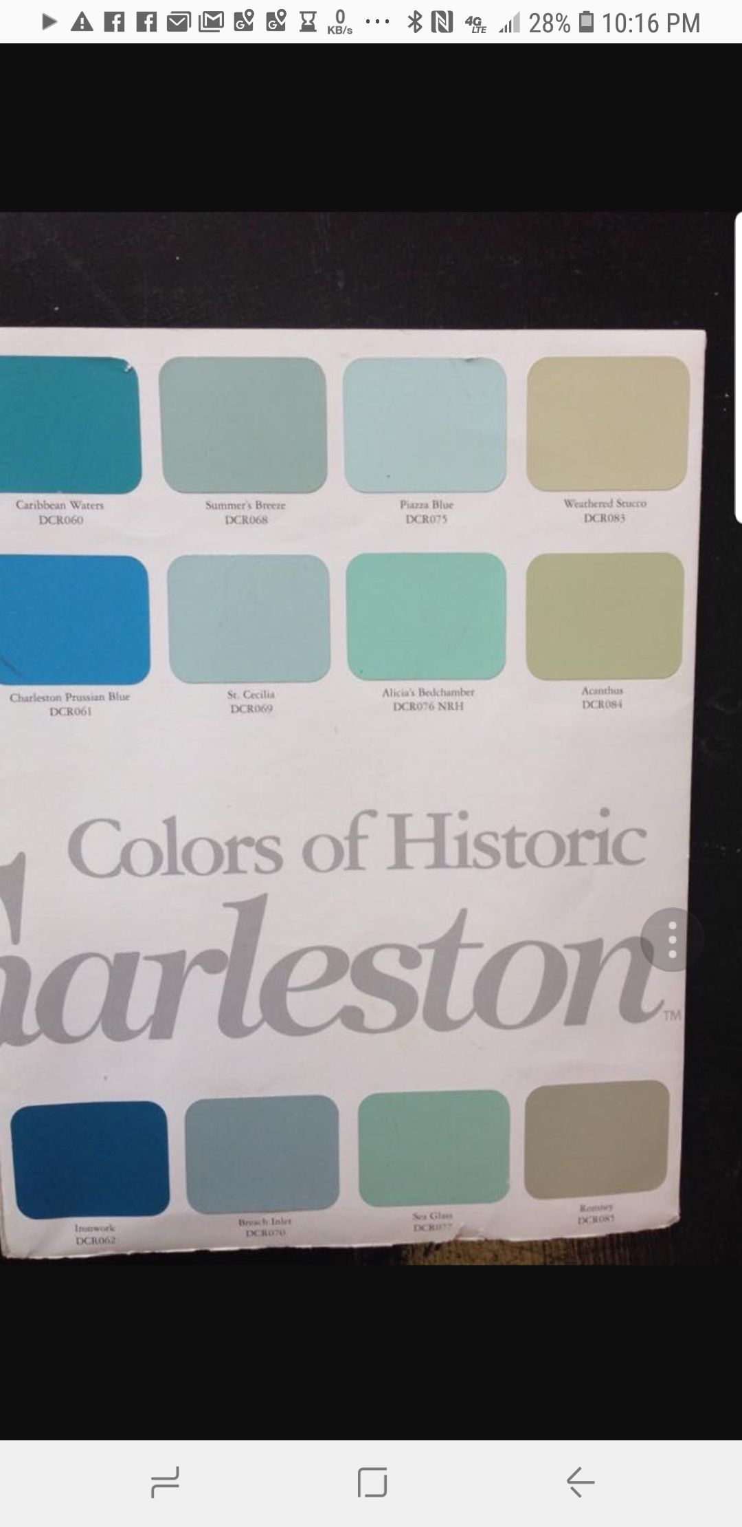 The Original True Historic City Of Charleston Approved Haint