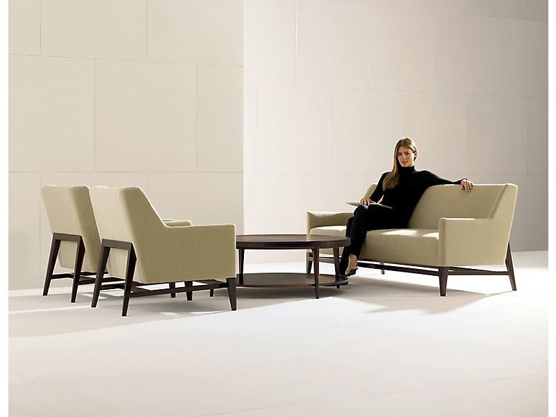Trestle Sofa Hbf Furniture 休闲椅 Lounge Seating Lounge Chair