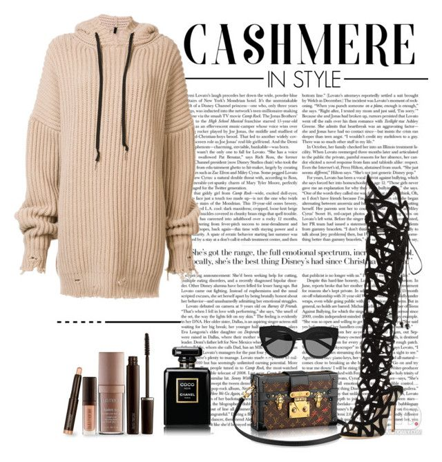 """Untitled #257"" by reamaboucharaf ❤ liked on Polyvore featuring Unravel, Sophia Webster, Le Specs, Laura Mercier and Chanel"