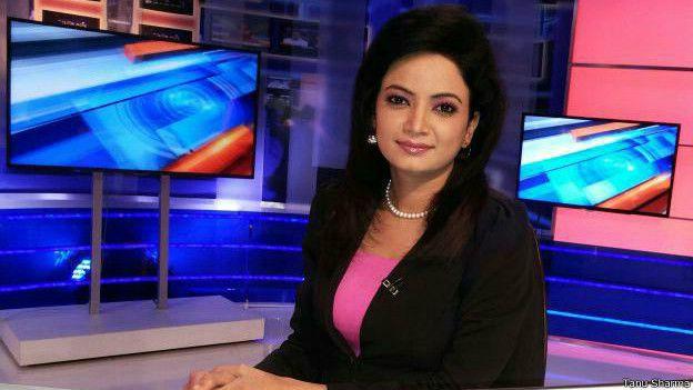टीवी एंकर के आरोपों पर मीडिया की चुप्पी