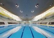 London Aquatics Centre - Architecture - Zaha Hadid Architects Photo: Hufton + Crow
