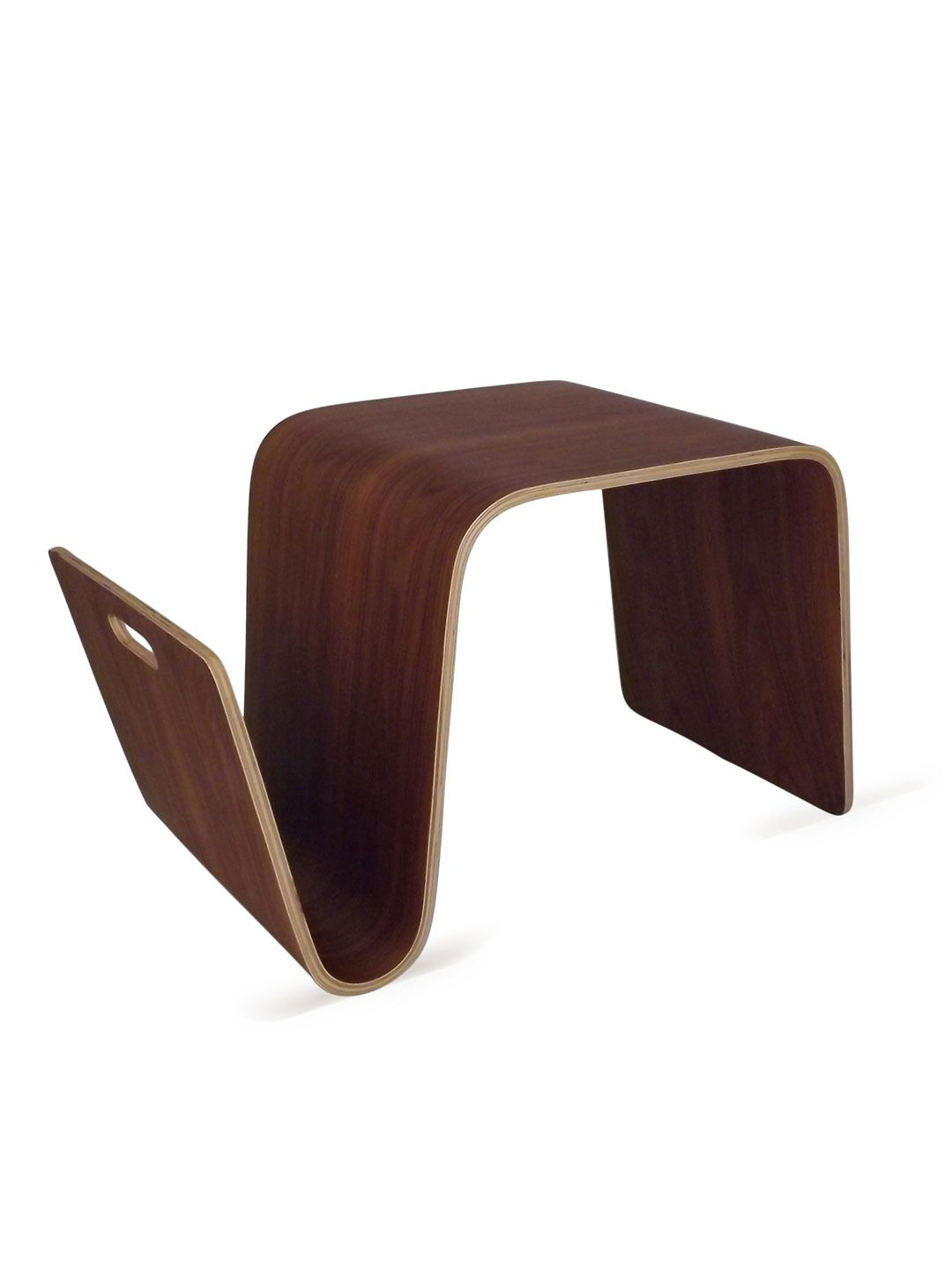 Bentwood Side Table By Control Brand At Gilt Control Brand Furniture Side Table