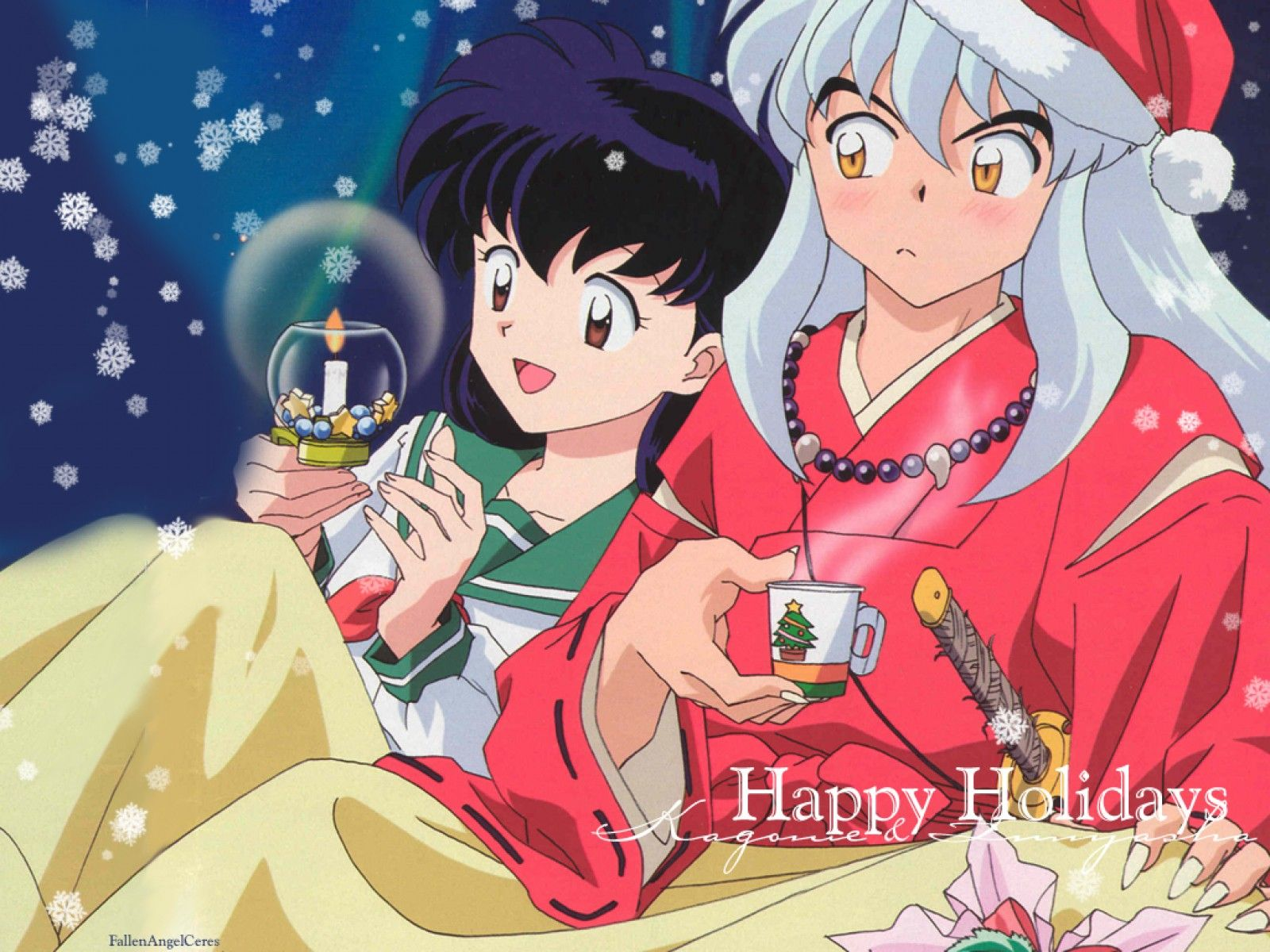 Explore Inuyasha Merry Christmas And More