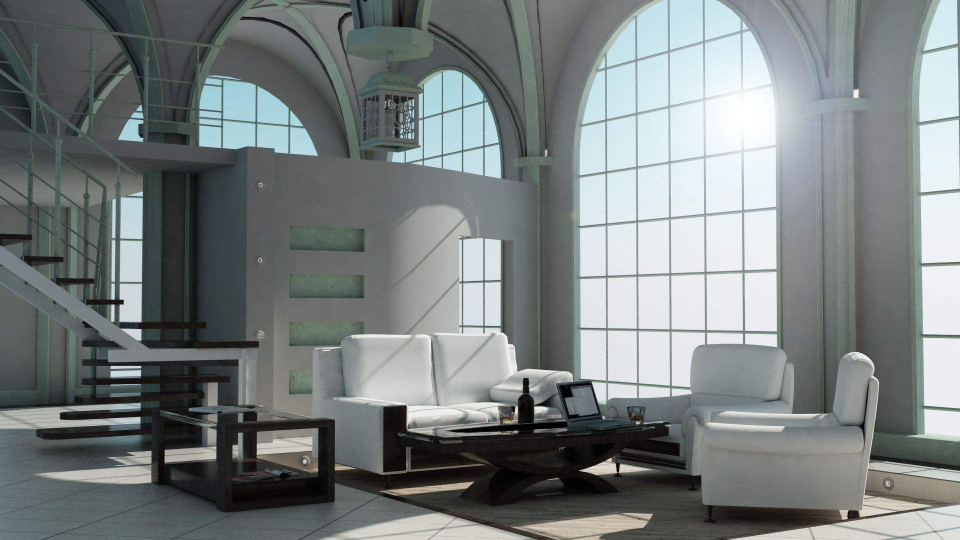 interior design house: amazing interior penthouse | ideas for the