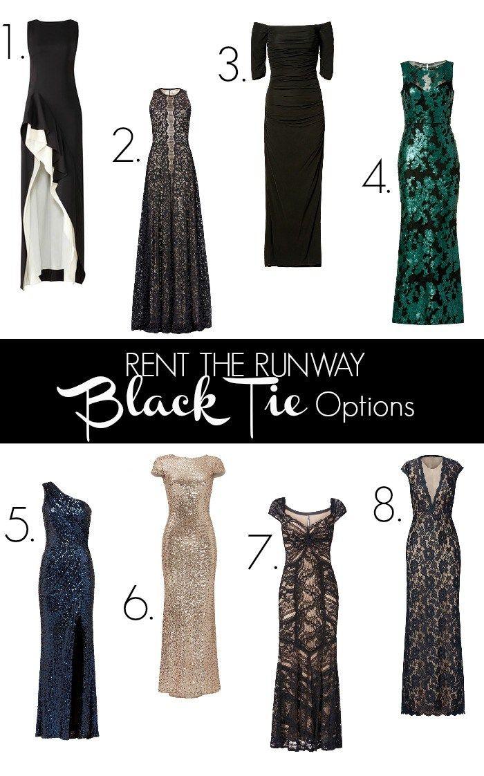 Help Me Pick a Dress Black tie event dresses, Black tie