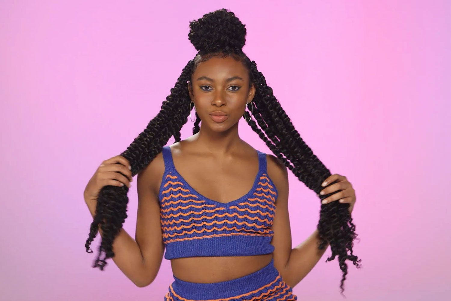 Um, You Need to Try This Passion Twist Hairstyle ASAP #passiontwistshairstyle