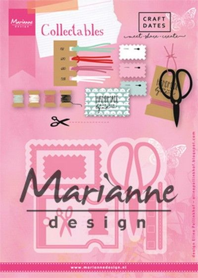 Image result for marianne design craft dates