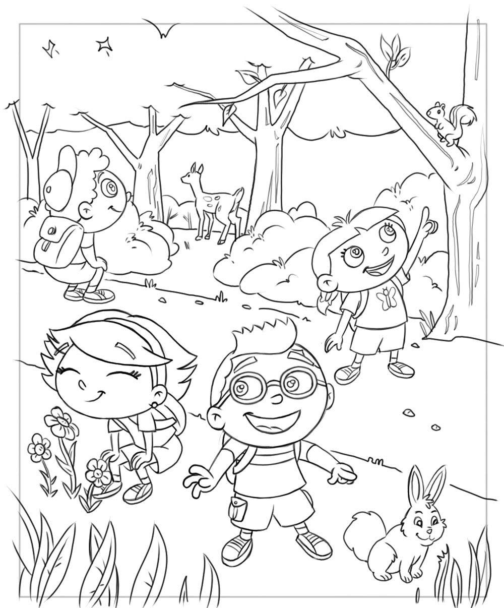 Pin By Lmi Kids Disney On Little Einsteins Les Petits Einstein Little Einsteins Coloring Pages Book Drawing [ jpg ]