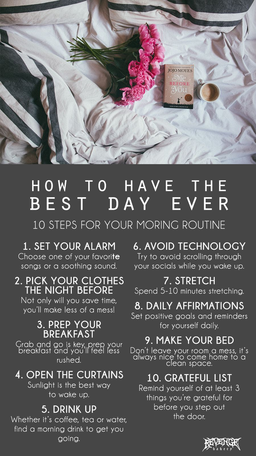 My Morning Routine #morningroutine