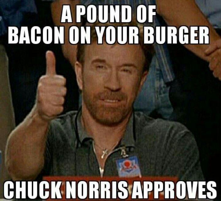 chuck norris inspirational