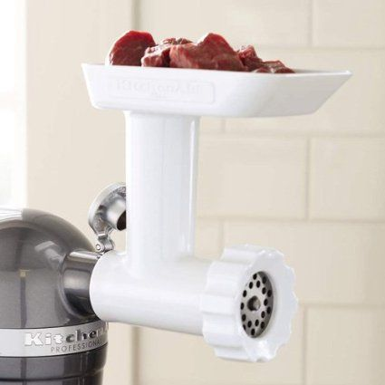 Amazon.com: KitchenAid KitchenAid FGA Food Grinder Attachment for Stand Mixers: Kitchen & Dining