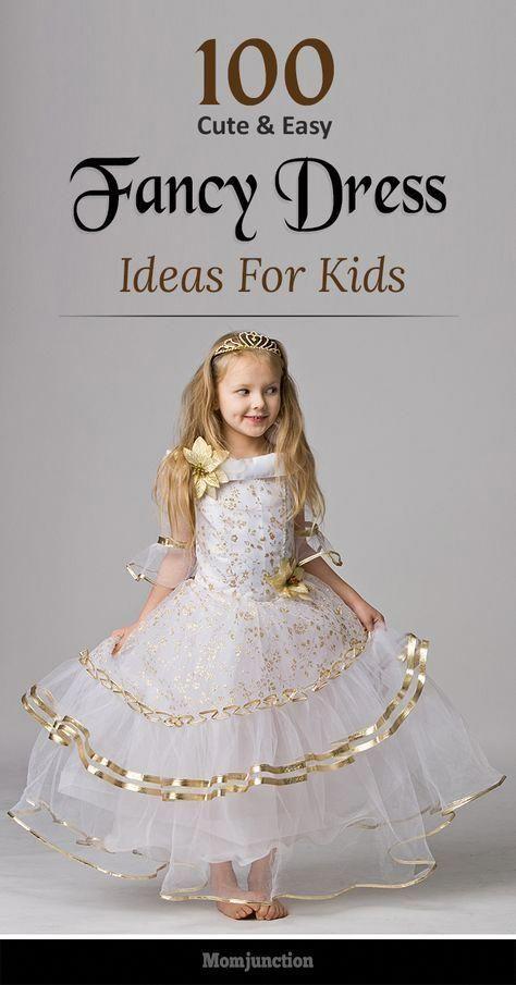 Si vous cherchez des idées de déguisements uniques pour les enfants, ne cherchez plus …