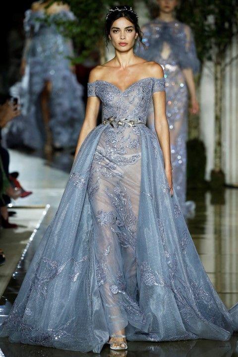 Zuhair Murad Haute Couture Fall/Winter 2017-2018 Collection   WALK ...