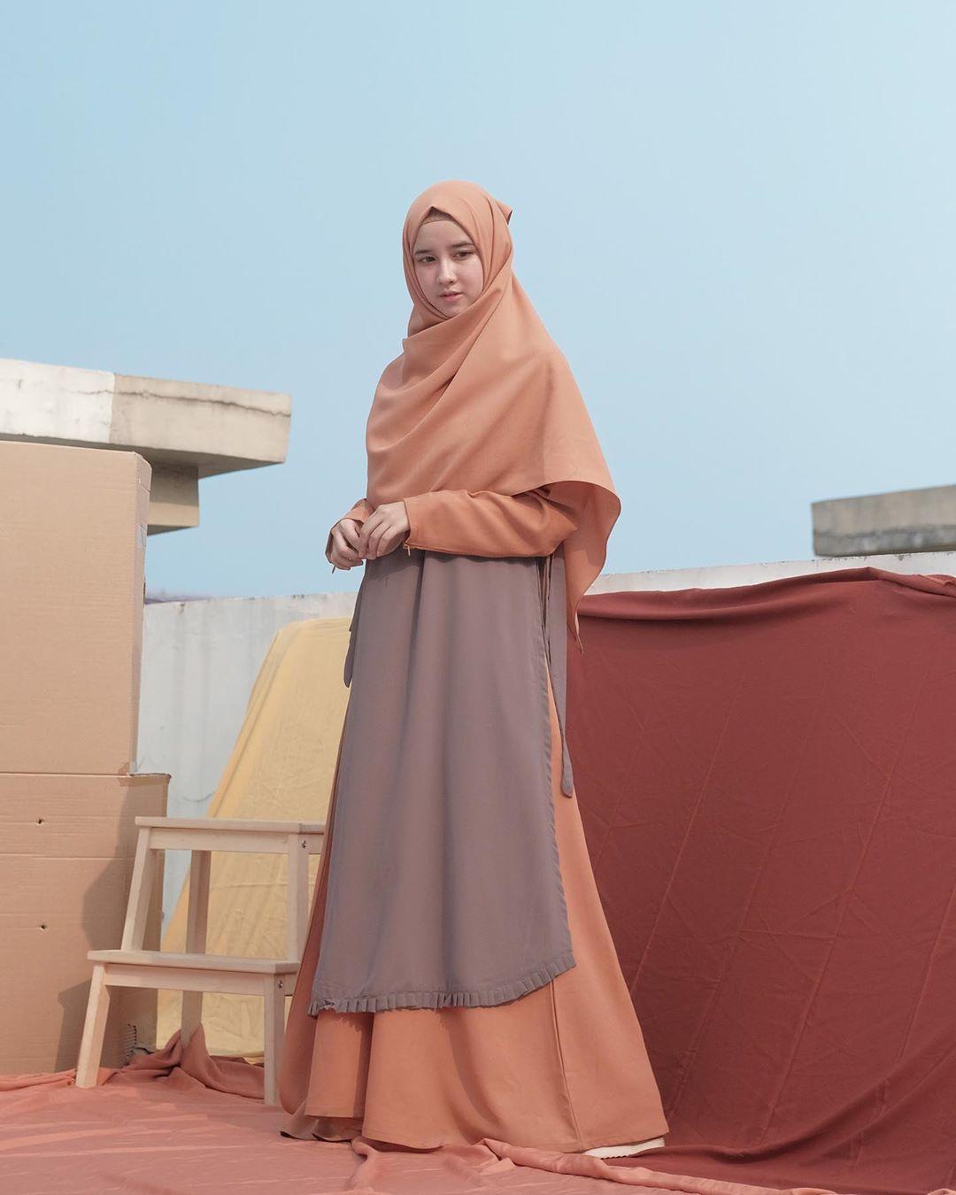 Kataloghijabalila Casual Hijab Outfit Fashion Muslimah Ootd