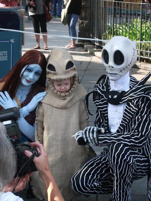 Disney Halloween Nightmare Before Christmas Sally Jack