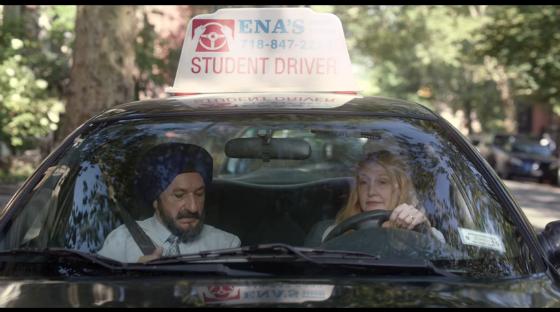 러닝 투 드라이브 (Learning to Drive, 2014) 예고편