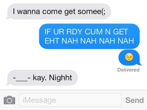 Sexting in der Nähe