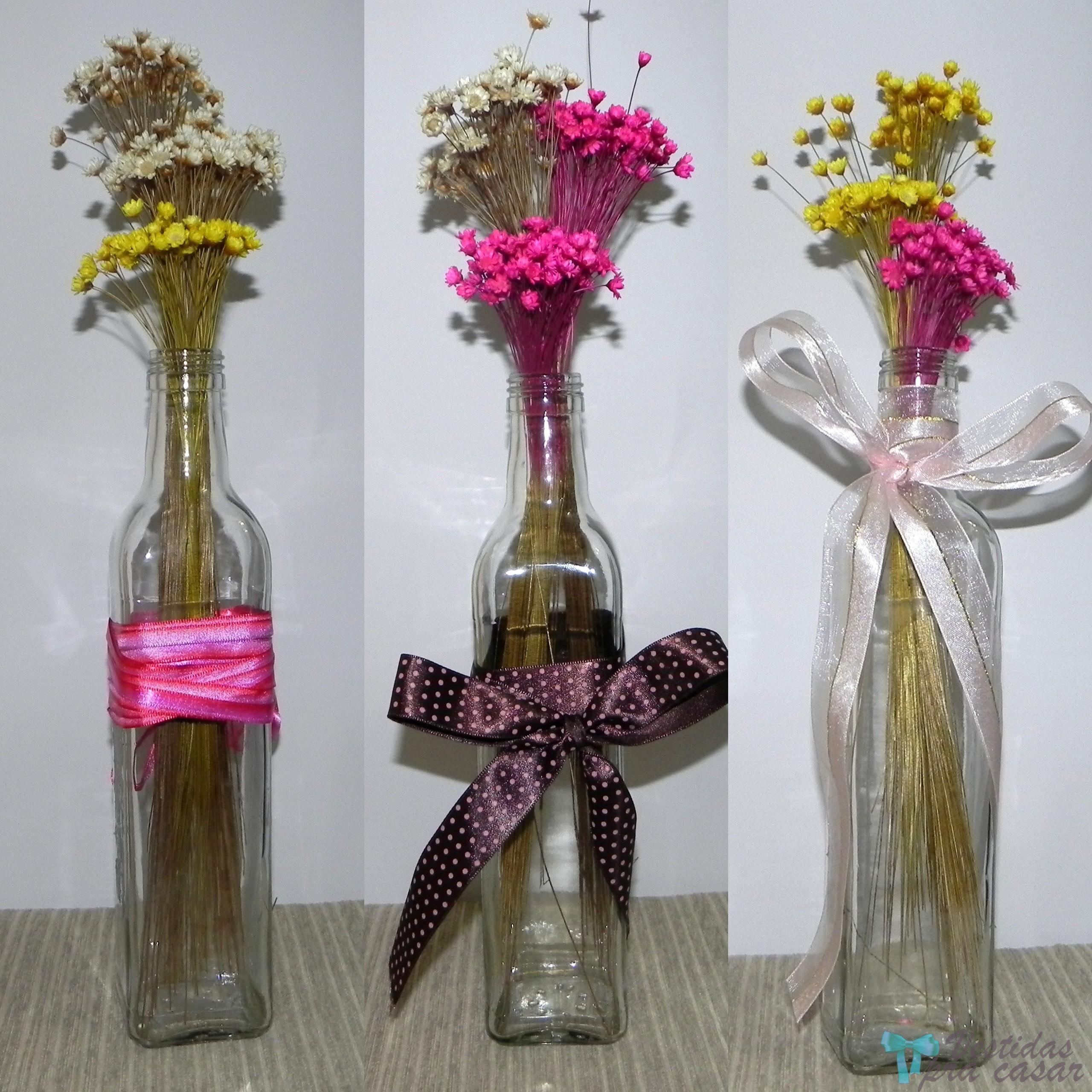 garrafas para outubro rosa Pesquisa Google Decoraç u00e3o Pinterest Garrafas de vidro  -> Decoração Mesa Outubro Rosa