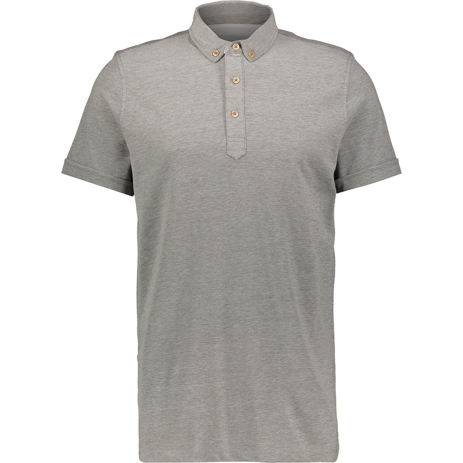 81ad764244 ... reduced common people light grey pique polo shirt tk maxx 2879a 58586  ...
