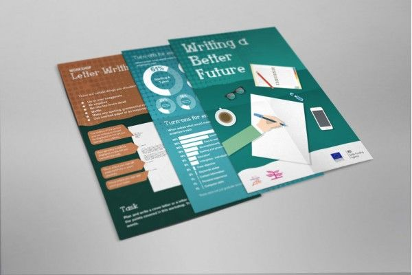 Spot UV Printing Of Leaflets