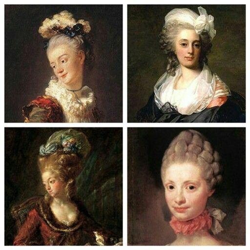 Explicación peinados siglo xix Imagen de cortes de pelo consejos - Peinados siglo XVIII | SIGLO XVIII | Pinterest