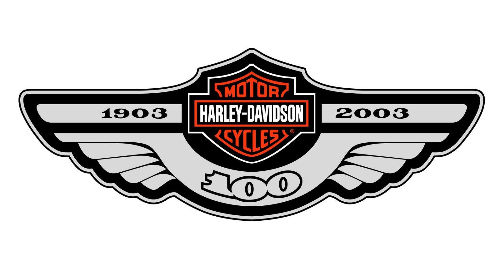 Harley davidson logo logosociety harley davidson 105th years harley davidson logo voltagebd Choice Image
