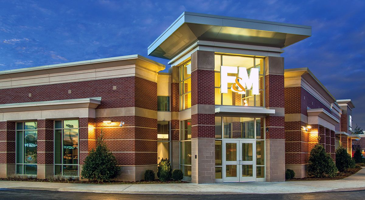 F&M Bank announces New Office in Hendersonville to open