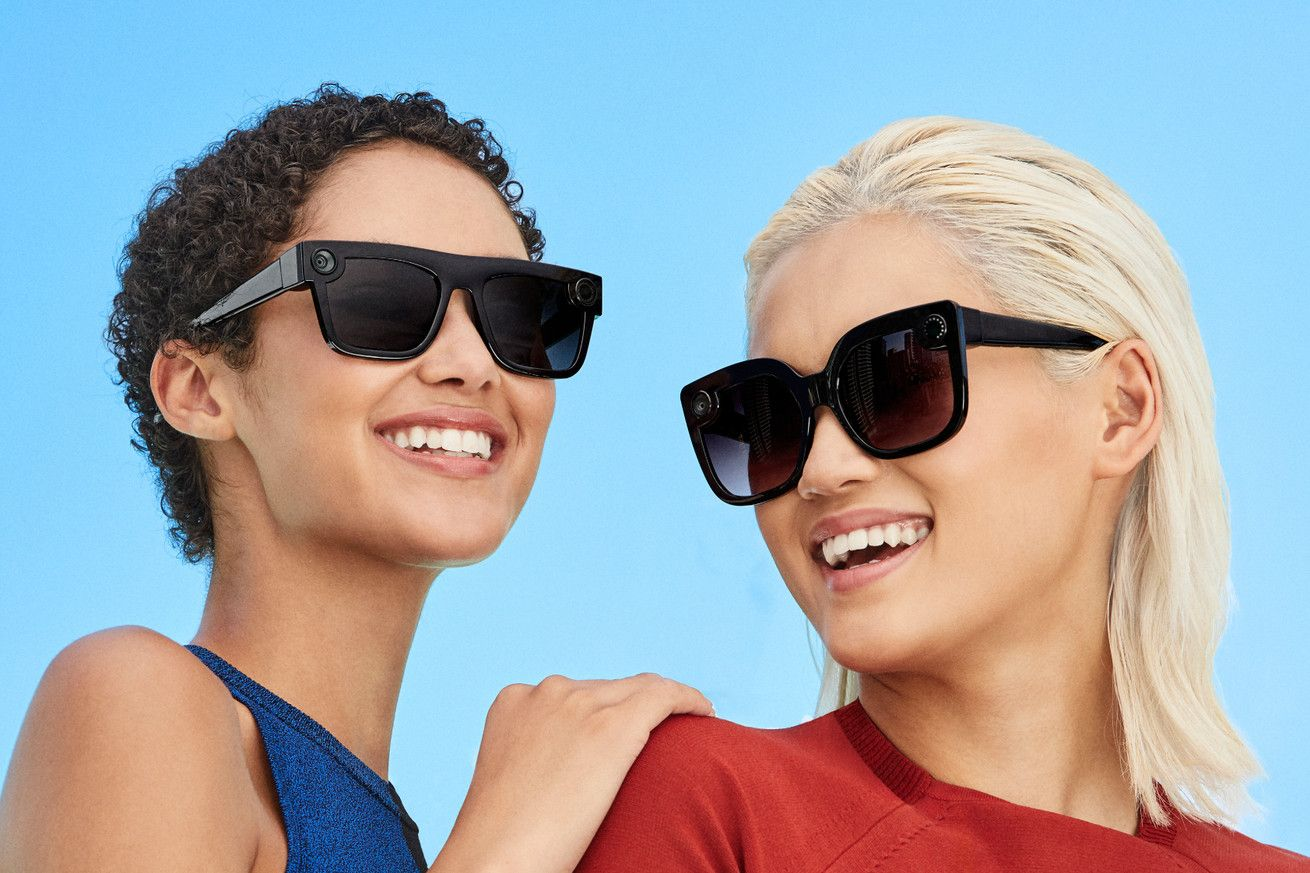 06f1166f03 Snap launches new styles of Spectacles that look more like traditional  sunglasses