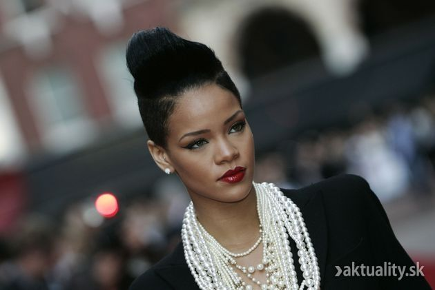 Rihanna, nice one