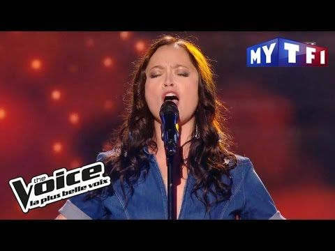 Candice Parise - « Take Me to Church » (Hozier) | The Voice France 2017 | Blind Audition - YouTube
