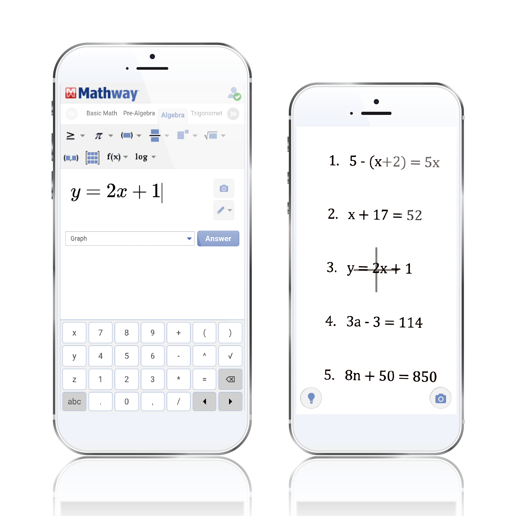 The Mathway app is one of the best Android Apps of 2016! \