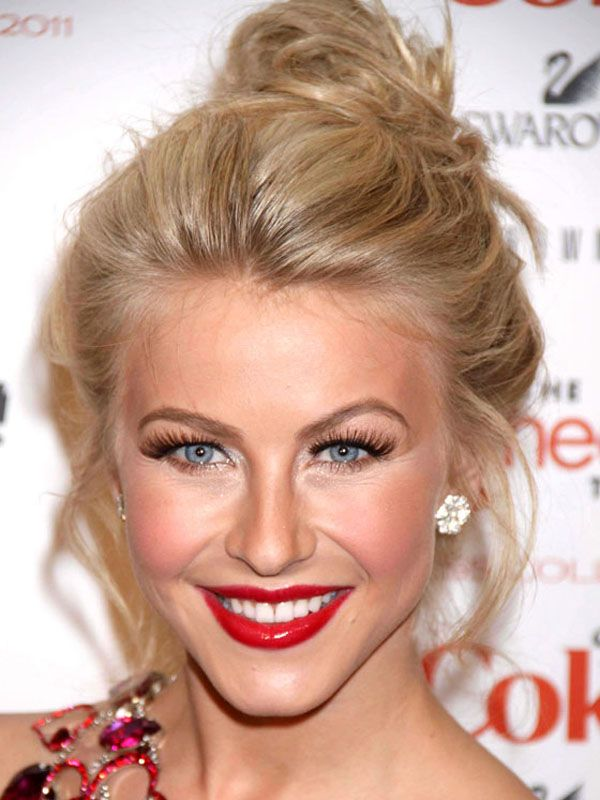 How to Style Your Hair If You Suffer from Hair-Pulling #juliannehoughstyle