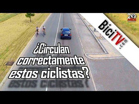 Muchos conductores se preguntan ¿Es legal circular en bicicleta en paralelo?   Cicloturismo, Marchas BTT y Marchas cicloturistas