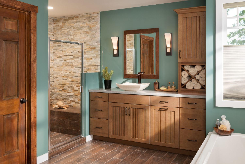 Cottage Style Kitchen Cabinets   Coastal Cabinets ...