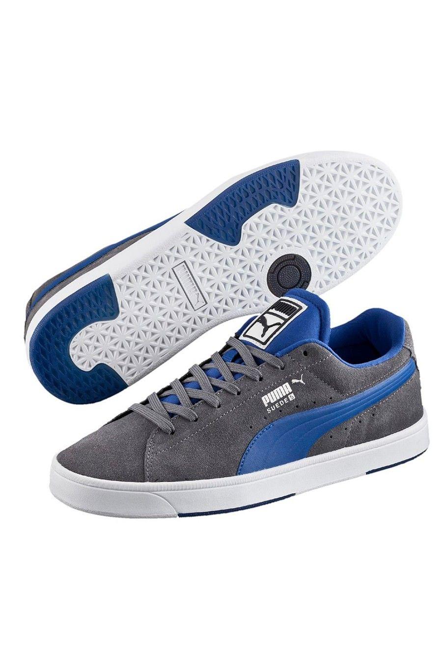 Scarpa Puma Suede S Steel Gray. Puma SuedeMen\u0027s SneakersPumasOutlets