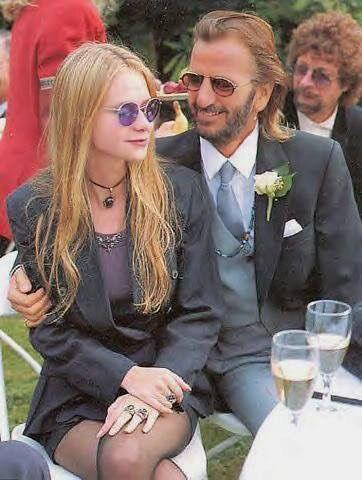 Ringo and his daughter Lee | Ringo starr, The beatles ...